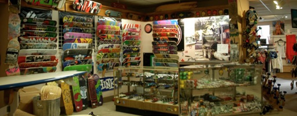 Skateboards and Supplies