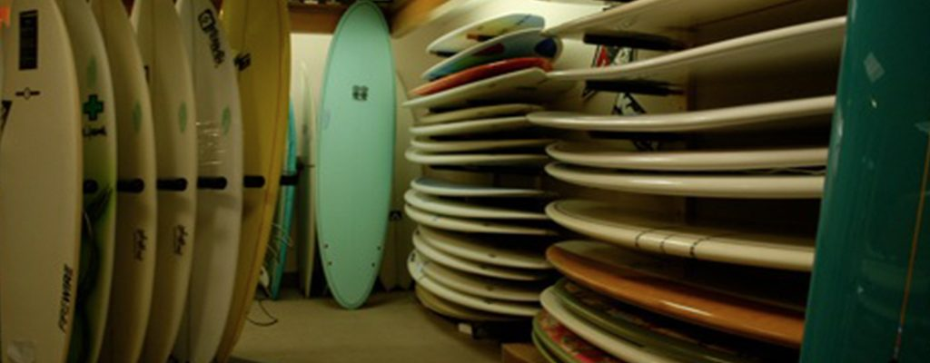 Surfboards in Stock